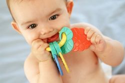 Cara Mengurangi Rasa Nyeri Saat Bayi Tumbuh Gigi