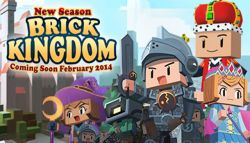 Hadirnya Update Season 3: Brick Kingdom di Brick Force Online Indonesia