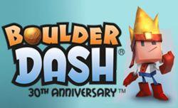 Boulder Dash - 30th Anniversary Menuju Mobile Awal Tahun 2014