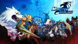 Rasakan Serunya Bertarung Monster di Monster Warlord