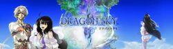 Square Enix Umumkan Game Terbaru Berjudul Dragon Sky