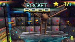 Aaron Mcelligott Rilis Game Rocket Robo di App Store