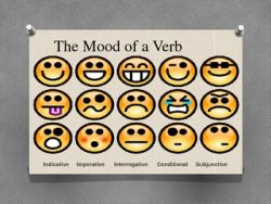 Learning Verb Mood dan Example Verb Mood