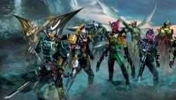 Kamen Rider: Battride War II Dikonfirmasi Juga Hadir untuk Wii U