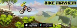 Bike Mayhem Mountain Racing Sudah Tersedia di App Store