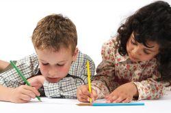 Manfaat Mewarnai dan Menggambar bagi Si Kecil