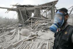Seberapa Bahaya Debu Vulkanik bagi Kesehatan?
