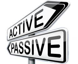 Passive Voice pada Simple Past Tenses