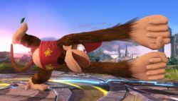 Karakter Diddy Kong Dikonfirmasi Hadir ke Super Smash Bros