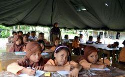 Kediri: Pihak Sekolah Kesulitan Lacak Para Siswanya Pasca Erupsi Kelud