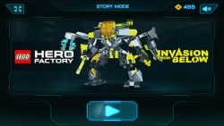 Lego Hero Factory Invasion from Below Sudah Tersedia di App Store dan Google Play