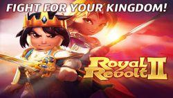 Royal Revolt 2 Sudah Tersedia di App Store