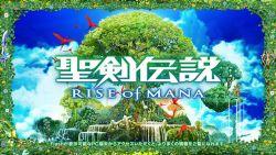 Square Enix Luncurkan Rise of Mana di App Store Jepang Minggu Ini