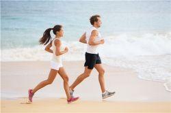 Berlari di Pantai Merupakan Tempat Terbaik untuk Bakar Lemak
