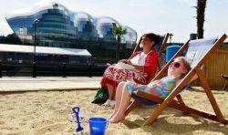 Manfaat Sinar Matahari Pagi Dapat Turunkan Risiko Kanker