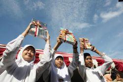Juara Umum Olympinter UAD Dimenangkan oleh SMA Muhammadiyah 1 Yogyakarta