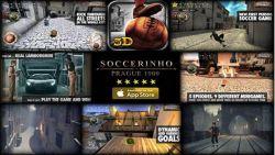 Digital Life Productions Rilis Game Soccerinho di App Store