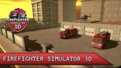 Yuk Jadi Anggota Pemadam Kebakaran di Game Mobile Firefighter Simulator 3D