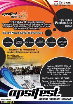 Apsifest 2014