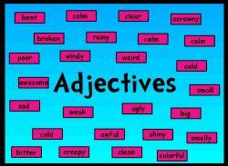 Memahami 2 Perbedaan Jenis Adjective