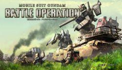 Mobile Suit Gundam Battle Operation Berhasil Diunduh Sebanyak 1 Juta Kali