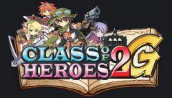 Class of Heroes 2g Akan Dapat Mengguanakan Fitur Dual Screen untuk Wilayah Amerika Utara