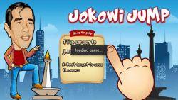 Jokowi Jump, Game Mobile yang Menampilkan Gubernur DKI Jakarta Jokowi