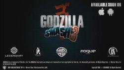 Rogue Play Umumkan Game Godzilla - Smash3 untuk Perangkat iOS dan Android