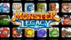 Monster Legacy Sudah Dirilis di App Store