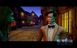 Doctor Who: The Adventure Game Telah Tersedia di Steam
