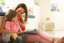 Berikut 5 Trik Ajaib Bikin Anak Keranjingan Membaca