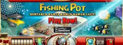 Kreon Mobile Hadirkan Game Baru Berjudul Fishing Pot di Gemstore