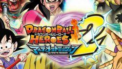 Dragon Ball Heroes: Ultimate Mission 2 Akan Segera Hadir untuk 3ds