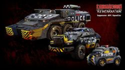 Carmageddon: Reincarnation Telah Hadir di Steam Early Access