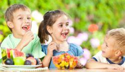 Atur Pola Makan Anak Sejak Dini