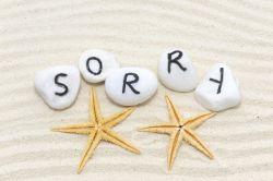 Sudahkah Anda Minta Maaf Hari Ini?
