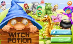 Witch Potion, Bantu Penyihir dalam Meracik Ramuan di Windows Phone