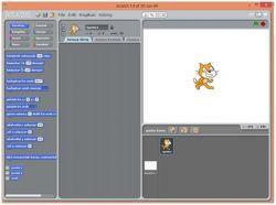 Aplikasi Edukatif Scratch untuk Belajar Pemrograman