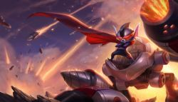 Super Galaxy Rumble Telah Hadir di League of Legends Indonesia