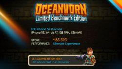 FDG Entertainment Rilis Oceanhorn Benchmark Edition di App Store