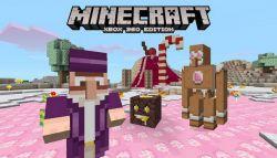 Minecraft: Xbox 360 Edition Hadirkan Konten Candy Texture Pack