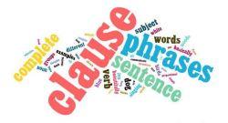Perbedaan Antara Phrase, Clause dan Sentence