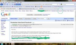 Tips E-Mail Google Aman dari Hacker