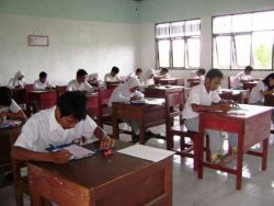 Wah, Sebanyak 40 Siswa SMA/SMK Ikut UN Susulan