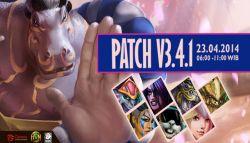 Update Patch V3.4.1: Rise of Guardians Sudah Dapat Para Gamers Nikmati!