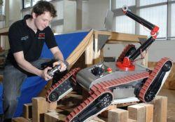 University of Birmingham Inggris, Menyediakan Beasiswa S-2 Robotika