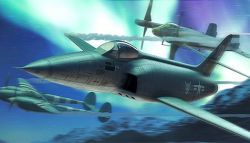 Update 1.3 World of Warplanes Hadirkan Fighter Baru