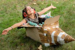 Ayo, Tingkatkan Imajinasi Anak dengan Cara Ini