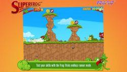 Team17 Software Rilis Superfrog di App Store