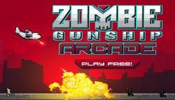 Zombie Gunship Arcade Telah Tersedia di App Store